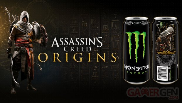 Monster Assassins Creed Origins