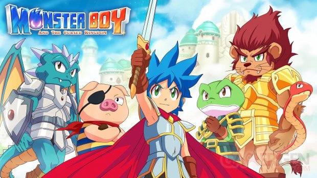 Monster Boy and the Cursed Kingdom Next gen