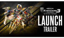 Monster Energy Supercross   The Official Videogame 3 Launch Trailer