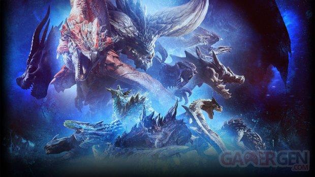 Monster Hunter 15e anniversaire 12 03 2019