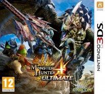 Monster Hunter 4 Ultimate jaquette