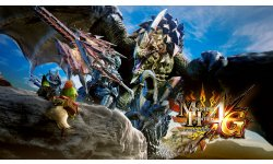 Monster Hunter 4G wallpaper