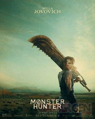 Monster Hunter Affiche Teaser 01