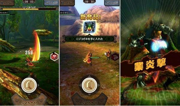 Monster Hunter Explore screenshot 1
