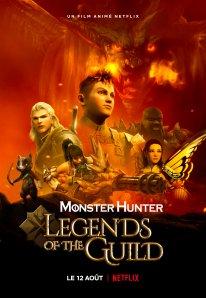 Monster Hunter Legends of the Guild 16 07 2021 poster affiche 1