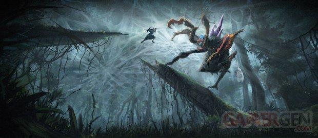 Monster Hunter Legends of the Guild art