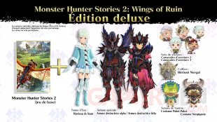 Monster Hunter Stories 2 Wings of Ruin Édition Deluxe