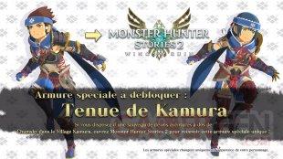 Monster Hunter Stories 2 Wings of Ruin sauvegarde Rise