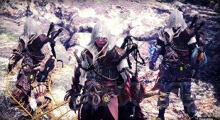 Monster Hunter World Assassin Creed image