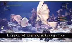 Monster Hunter World   Coral Highlands Gameplay