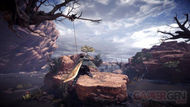 Monster Hunter World Désert des Termites screenshot (4)
