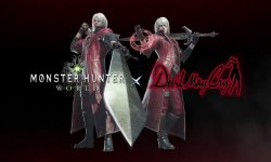 Monster Hunter World Devil May Cry image