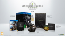 Monster Hunter World Edition Collector Jaquette Cover