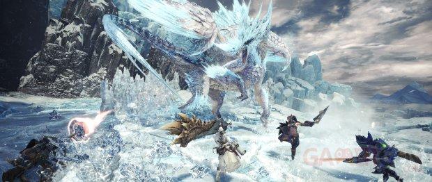 Monster Hunter World Iceborne 10 25 10 2019