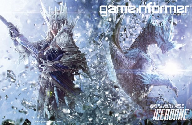 Monster Hunter World Iceborne Game Informer 03 07 2019