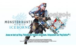 Monster Hunter World Iceborne Horizon Zero Dawn The Frozen Wilds collaboration 21 08 2019