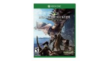 monster hunter world jaquette cover xbox one