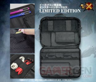 Monster Hunter X 01 08 2015 limited edition 2