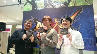 Monster Hunter XX images
