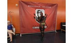 Montréal ComicCon 2015   Reportage photos cosplay salon booth stand ubisoft assassin creed syndicate warner bros rainbow six siege bioware doctor who   10