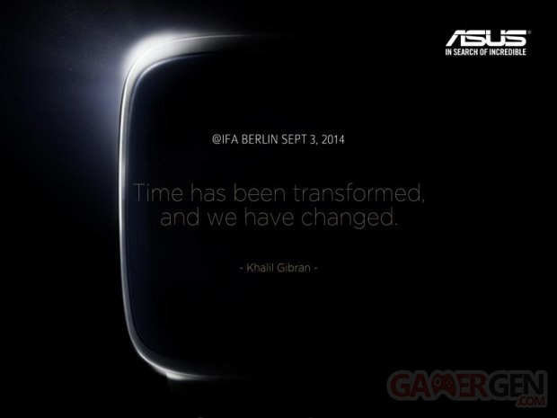 montre connectee teaser asus smartwatch ifa 2014