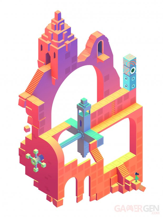 Monument Valley 2 II screenshot (4)