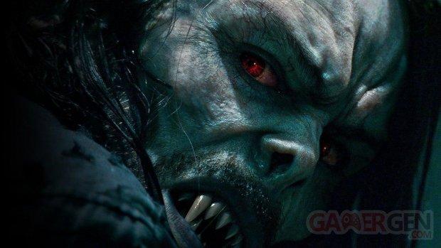 Morbius head