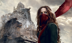 MORTAL ENGINES AFFICHE