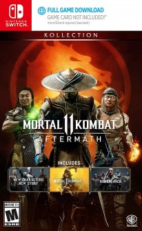 Mortal Kombat 11 Aftermath Kollection jaquette image