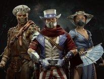 Mortal Kombat 11 Aftermath skins Chaleur Estivale (1)