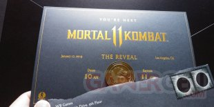 Mortal Kombat 11 carton invitation 1