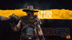 Mortal Kombat 11 Eron Black 21 03 2019