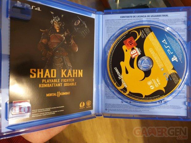 Mortal Kombat 11 fuite 16 04 2019