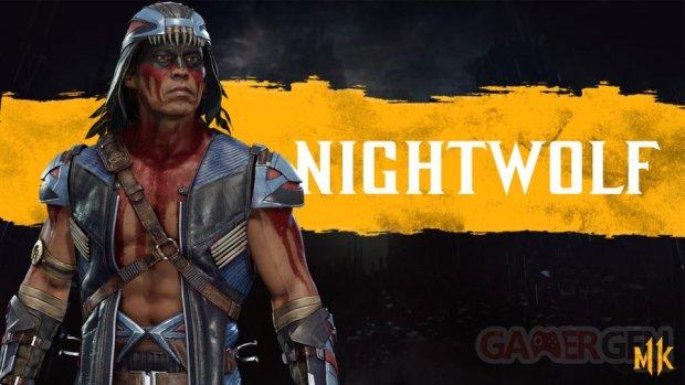 Mortal Kombat 11 Nightwolf 10 08 2019