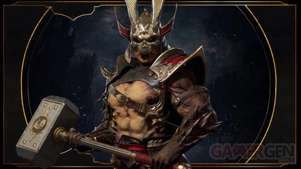 Mortal Kombat 11 Shao Kahn 23 04 2019