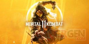 Mortal Kombat 11 XI Visuel