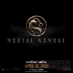 Mortal kombat 2021 date sortie poster