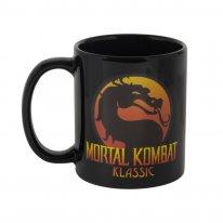 Mortal Kombat Logo Heat Mug Numskull 01 22 03 2019