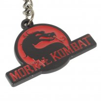 Mortal Kombat Logo Key Ring Numskull 02 22 03 2019