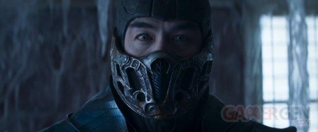 Mortal Kombat Sub Zero trailer head