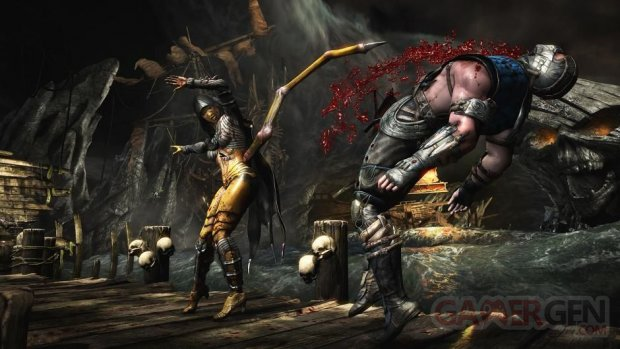 Mortal Kombat X 11 06 2014 screenshot 1