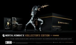 Mortal Kombat X collector