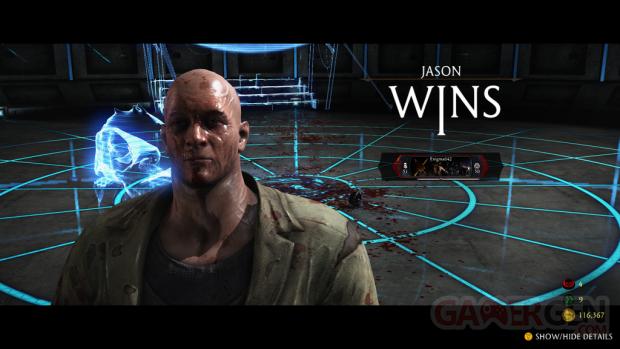 Mortal Kombat X Jason