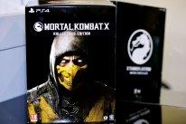 Mortal Kombat X Kollector Edition   0605   D4D 5617   unboxing
