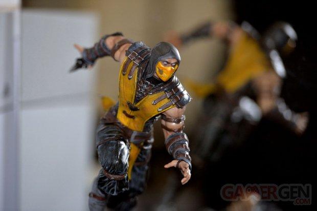 Mortal Kombat X Kollector Edition   0621   D4D 5653   unboxing
