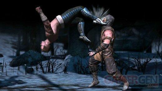 Mortal Kombat X mobile screenshot 3.