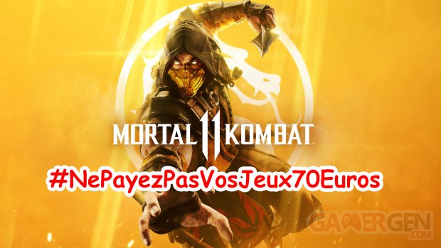 Mortal Kombat XI NePayezPasVosJeux70Euros