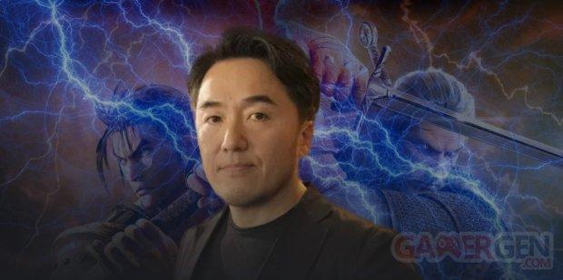Motohiro Okubo SoulCalibur VI Bandai Namco