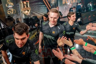 MSI 2018 Fnatic qualifier phase finale