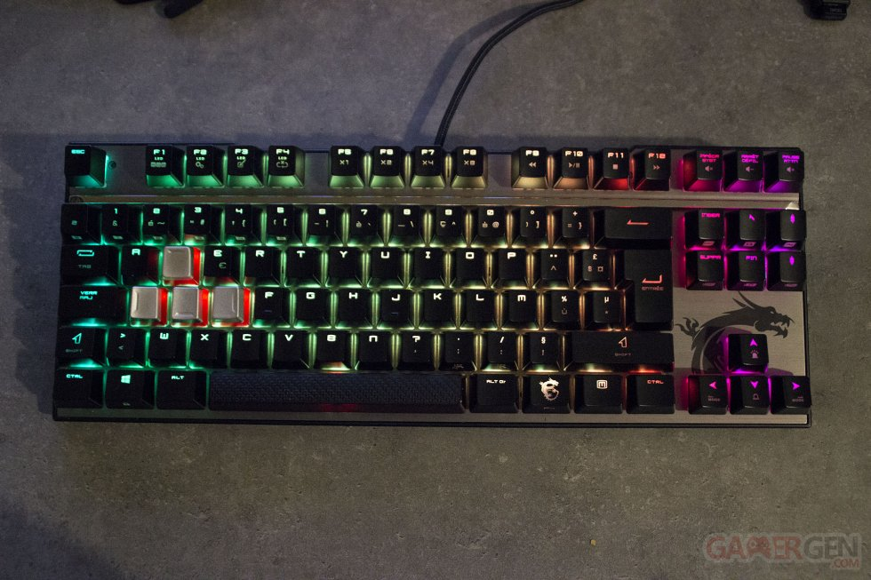 MSI Vigor GK70 Clavier Test Clint008 (1)